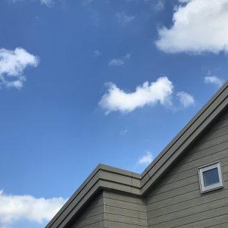 屋根 遮熱塗料塗替え
